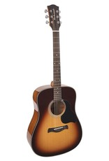 Richwood D-40-SB Master Series handgemaakte dreadnought gitaar
