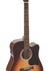 Richwood D-40-CESB Master Series handgemaakte dreadnought gitaar