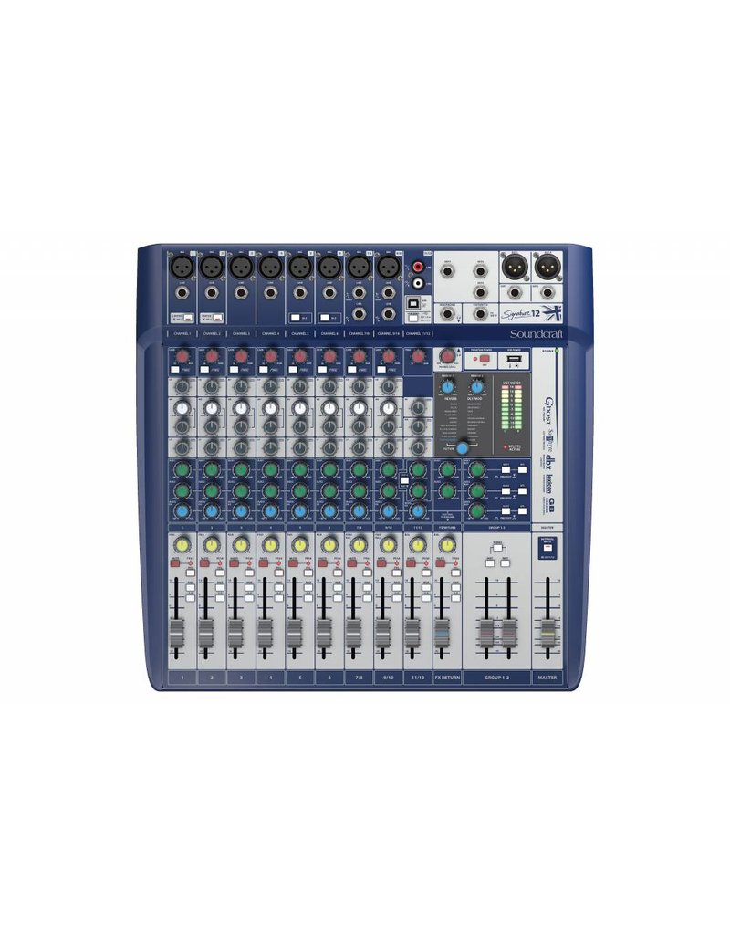 Soundcraft Soundcraft Signature 12