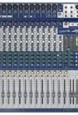 Soundcraft Signature 16 analoge mixer