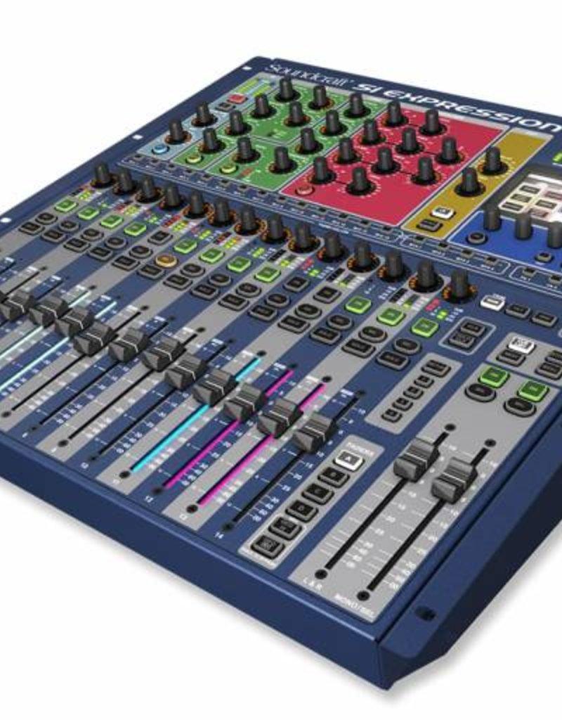 Soundcraft Si Expression 1 digitale mixer
