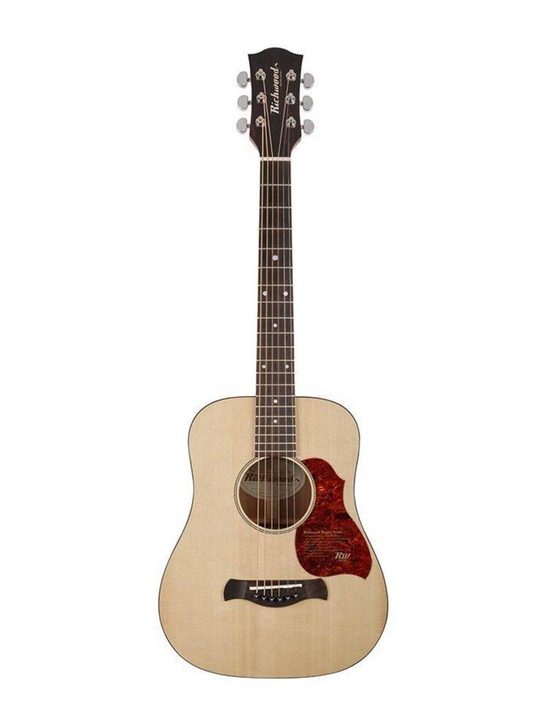 Richwood T-20 Master Series handmade traveler guitar