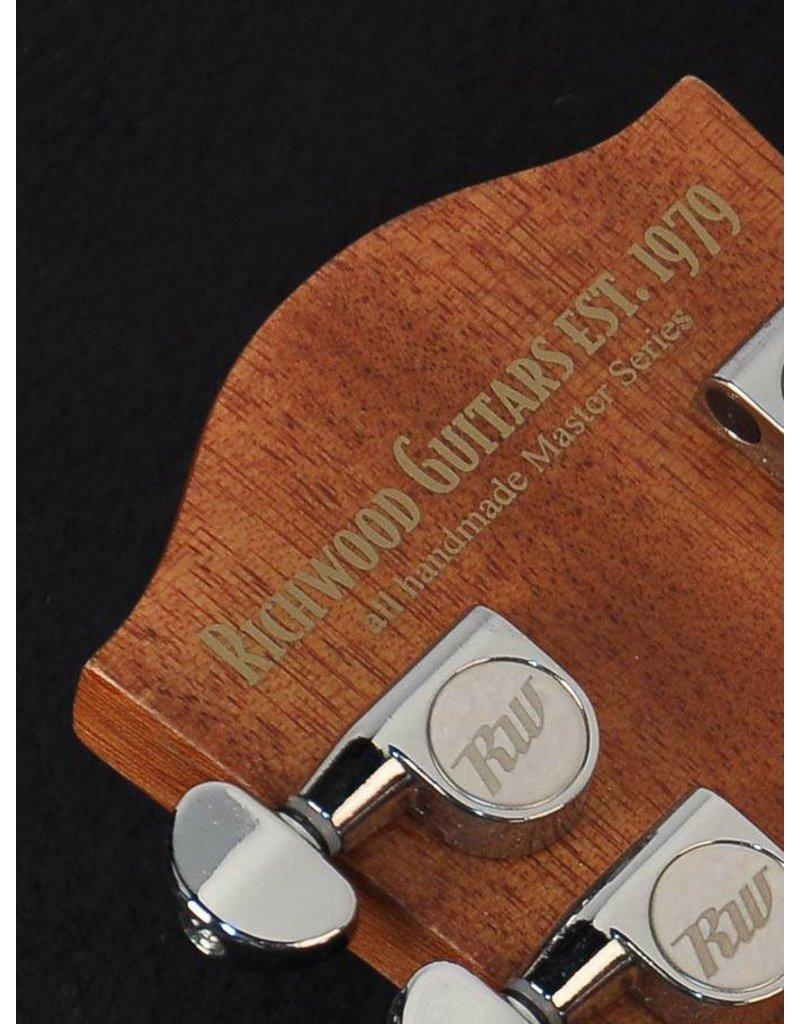 Richwood D-4012 Master Series handmade 12-string dreadnought guitar