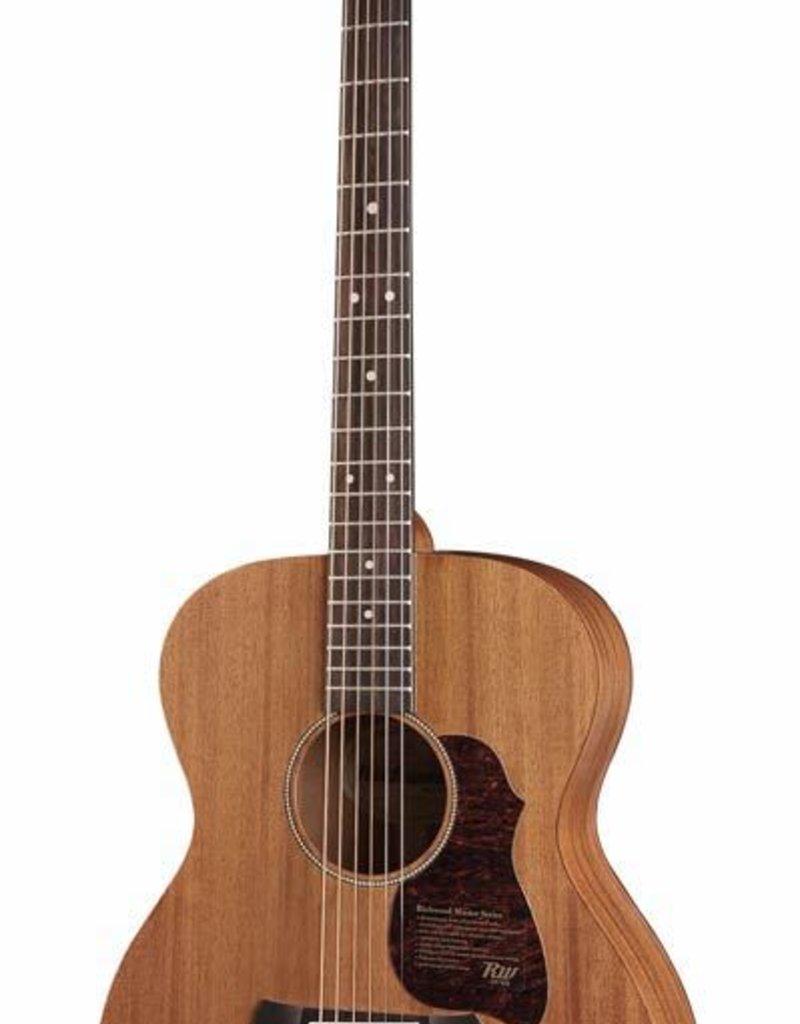 Richwood A-50 Master Series handmade auditorium OOO guitar