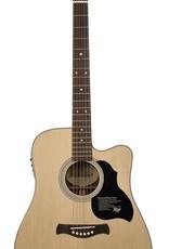 Richwood D-60-CE Master Series handmade dreadnought guitar