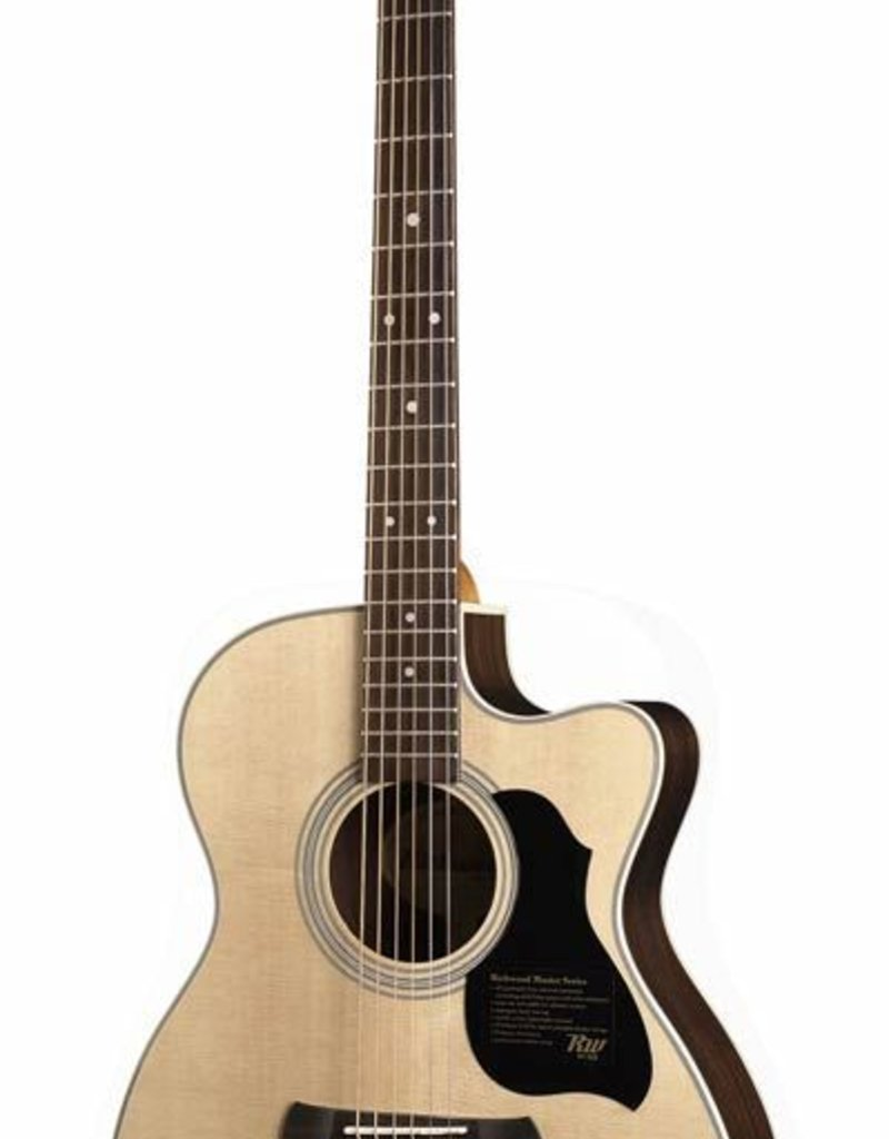 Richwood A-60-CE Master Series handmade auditorium OOO guitar
