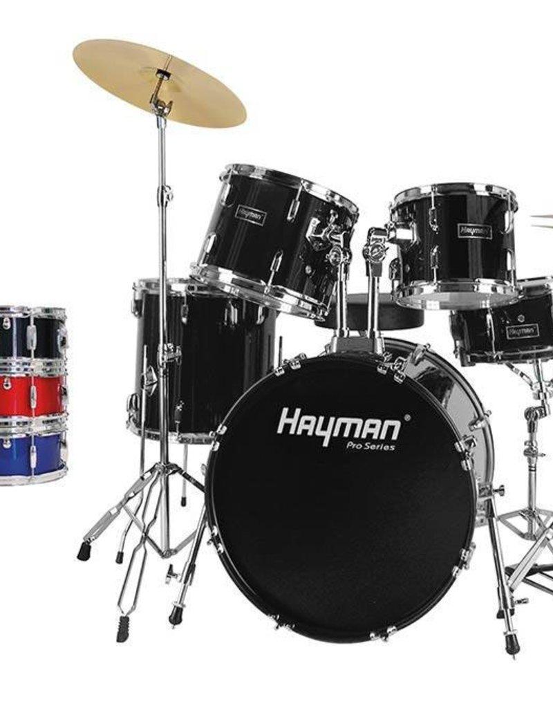 Hayman Hayman HM-350 fusion 5 delige drumkit