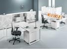 Ogi-Q bureau vanaf 120cm tot 200cm