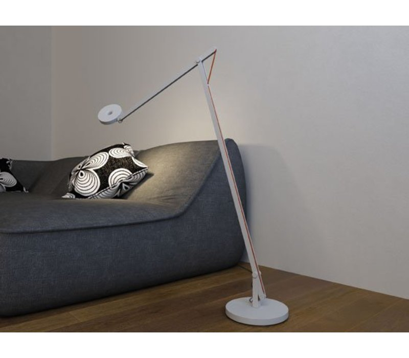 Rotaliana string f1 staanlamp brand new office - String kantoor ...