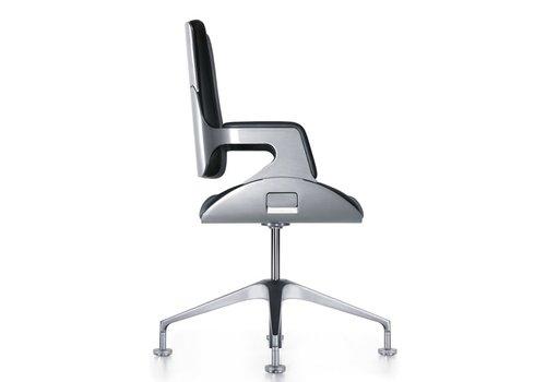 Interstuhl Silver chaise de conférence haute