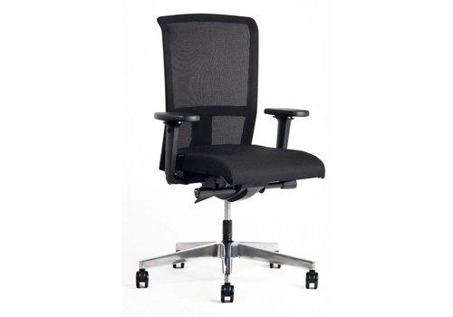 BNO Bureaustoel met netbespanning en armleuningen