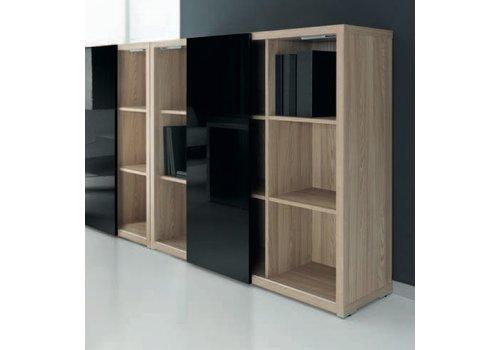 Mdd Mito meuble de rangement avec porte coulissante