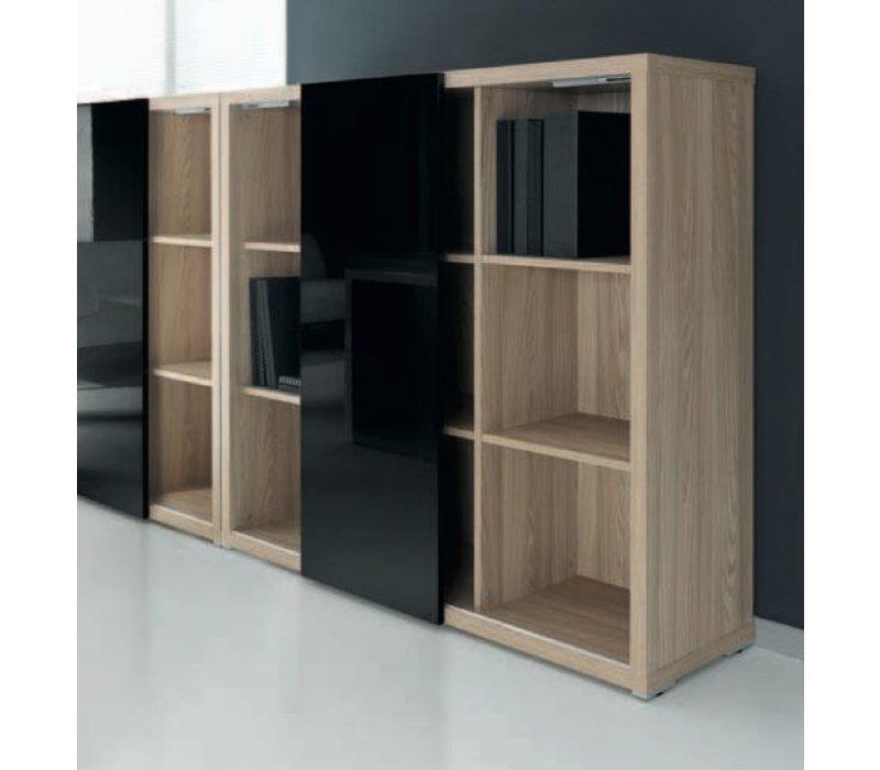 Mito Meuble De Rangement Avec Porte Coulissante  Brand New Office