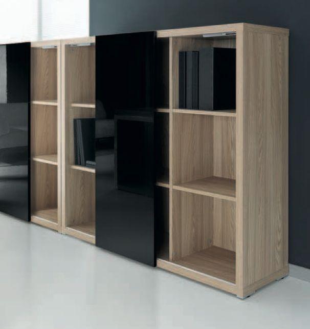 Mito meuble de rangement design brand new office - Hauteur porte coulissante ...