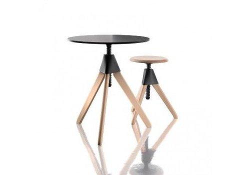 Magis Topsy table en bois de hêtre