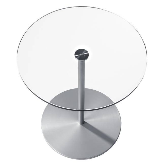 Velvet bijzettafel brand new office - Kantoor transparant glas ...