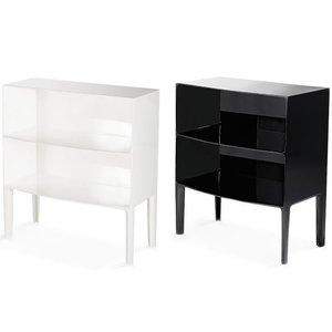 kartell ghost buster table de chevet brand new office. Black Bedroom Furniture Sets. Home Design Ideas