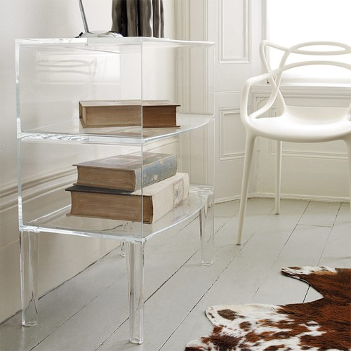 ghost buster table de chevet brand new office. Black Bedroom Furniture Sets. Home Design Ideas