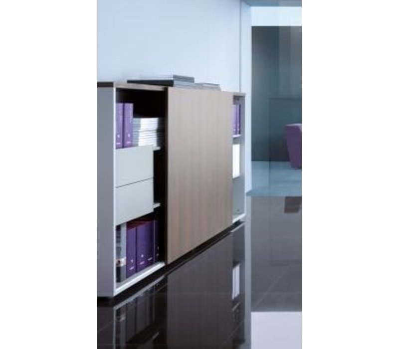 zig zag armoire avec porte coulissante brand new office. Black Bedroom Furniture Sets. Home Design Ideas
