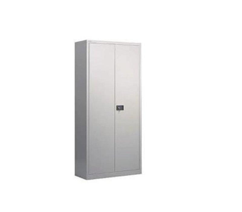 Armoire à portes en metal - haute - 195cm