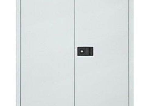 Bisley Armoire à portes en metal - haute 195cm