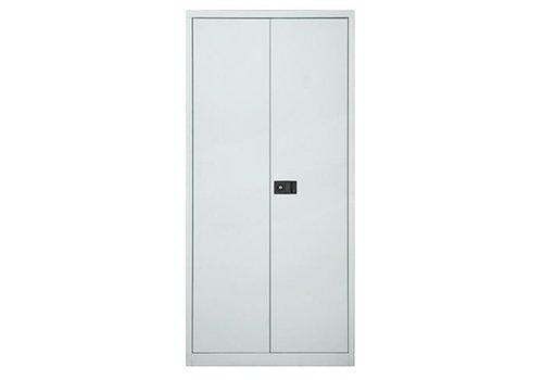 Bisley Metalen kast hoog met deuren - 195cm