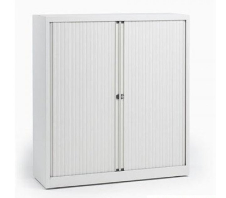 armoire rideau bas 103cm brand new office. Black Bedroom Furniture Sets. Home Design Ideas