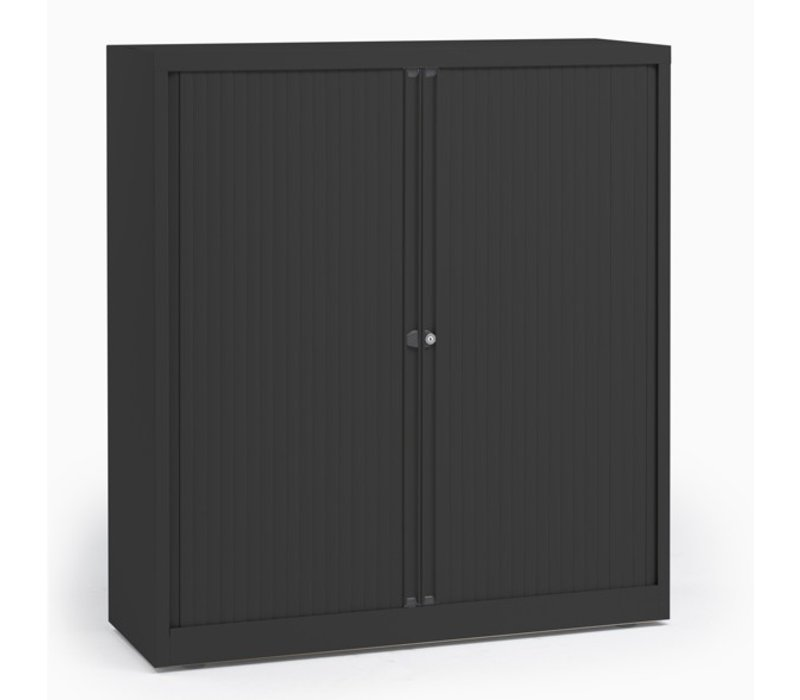 armoire rideau bas 103cm brand new office. Black Bedroom Furniture Sets. Home Design Ideas