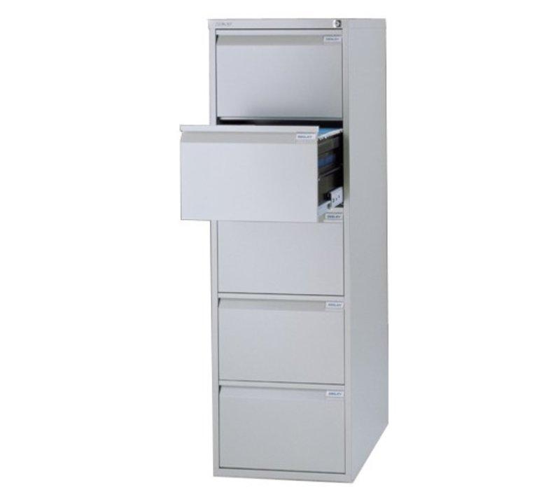 Armoire à rangement suspendu - 5 tiroirs - A4