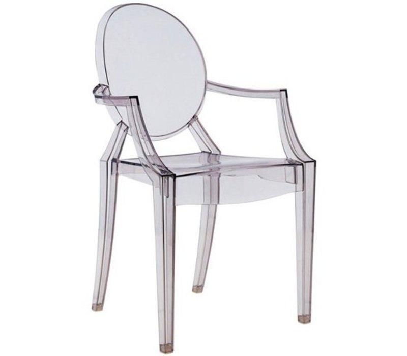 Louis Ghost Chaise En Transparent