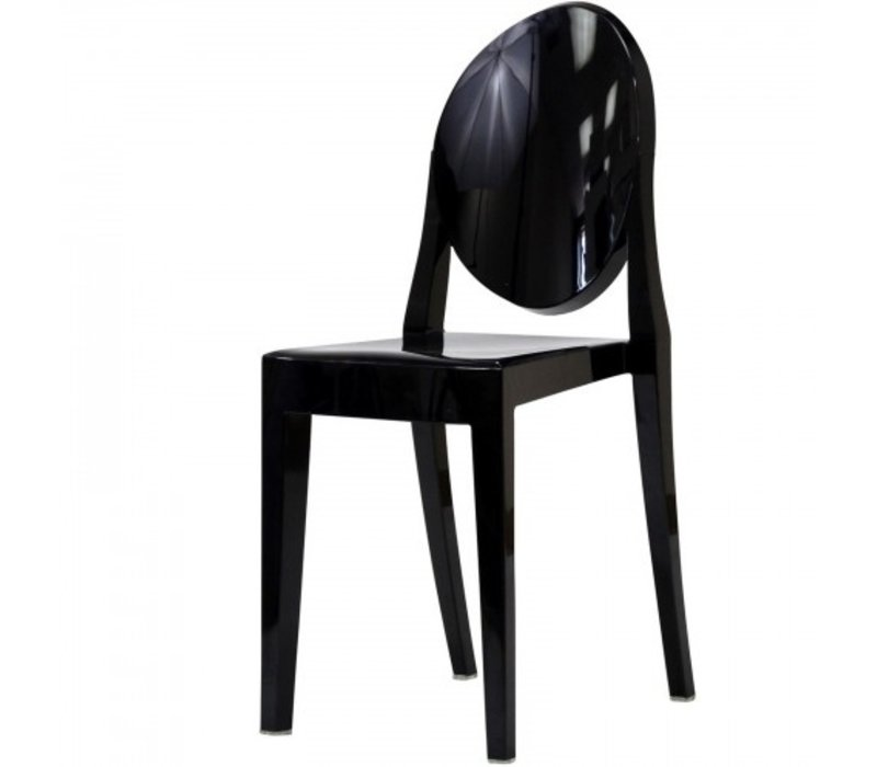 kartell chaise victoria ghost brand new office. Black Bedroom Furniture Sets. Home Design Ideas