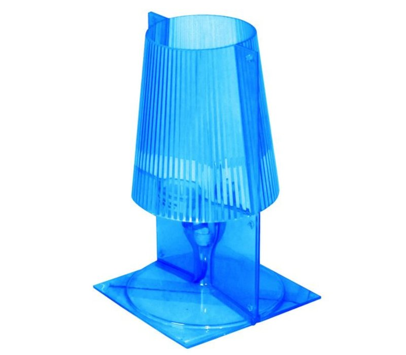 kartell lampe take brand new office. Black Bedroom Furniture Sets. Home Design Ideas