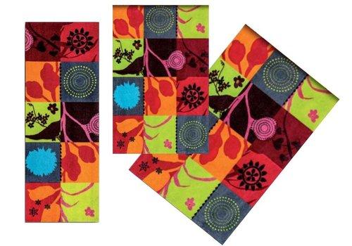 Kleen-Tex Summer breeze schoonloopmat/tapijt