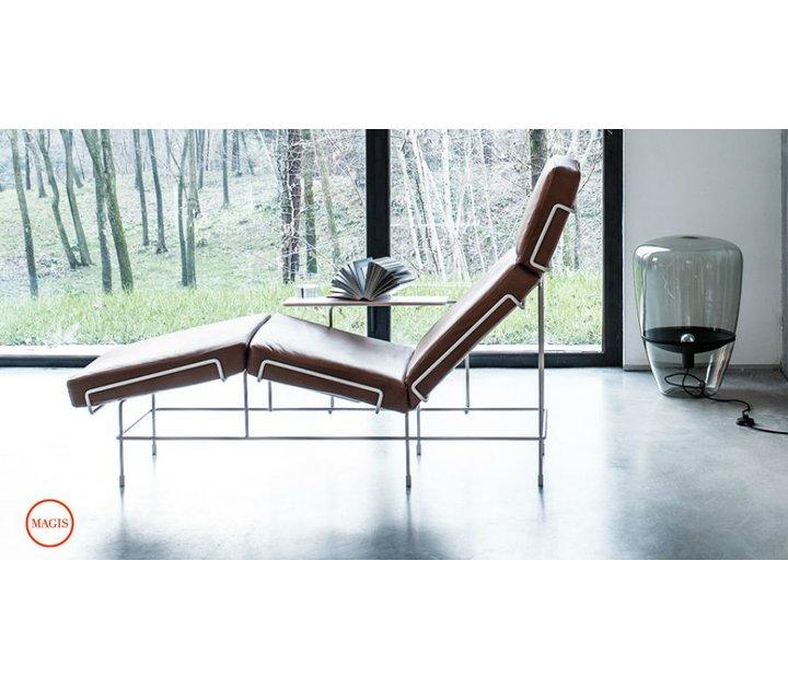 Traffic chaise longue ligzetel brand new office for Magis traffic
