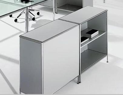 S line bureau van 180 en 200cm brand new office