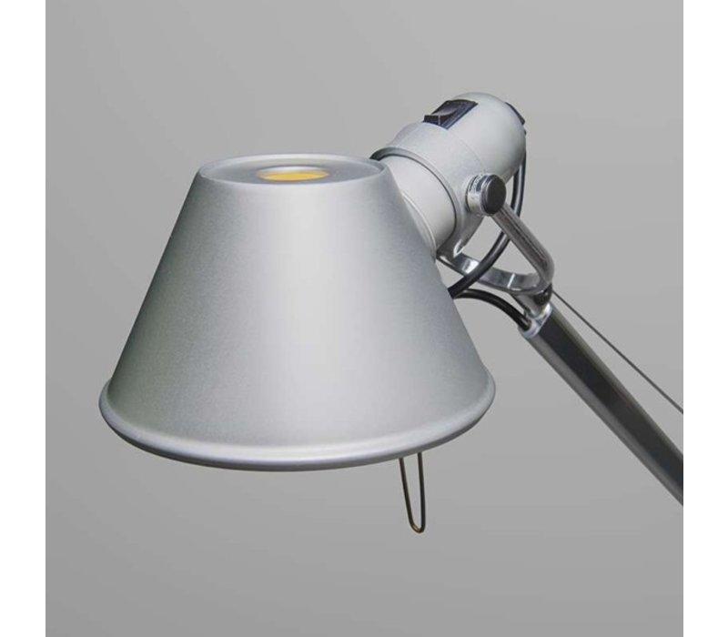 Lampe Tolomeo avec soccle 129cm - aluminium HALO ou LED