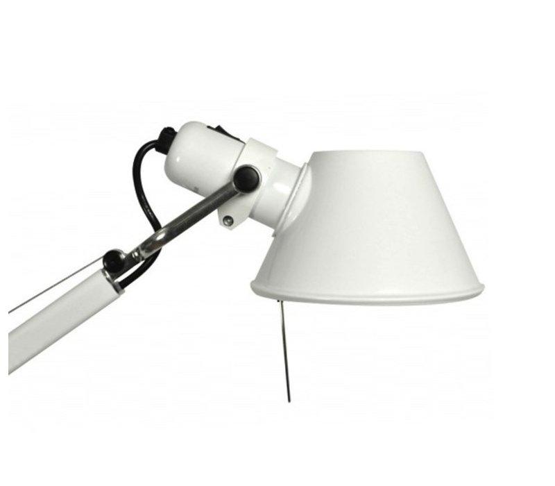 Tolomeo bureaulamp met klem