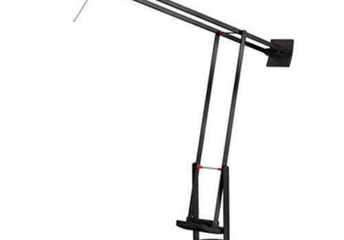 Artemide Tizio Classic noir, LED lampe de bureau