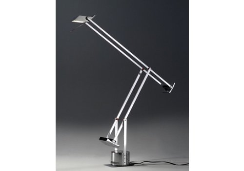 Artemide Tizio chroom bureaulamp