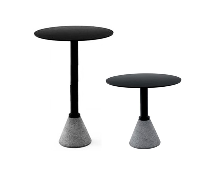 table one bistrot table haute brand new office. Black Bedroom Furniture Sets. Home Design Ideas