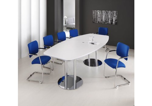 BNO Table de réunion Officina, 220cm ou 280cm