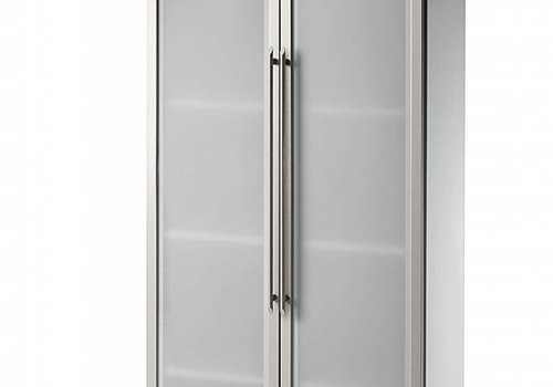 BNO Armoire Officina portes en verre 200 cm