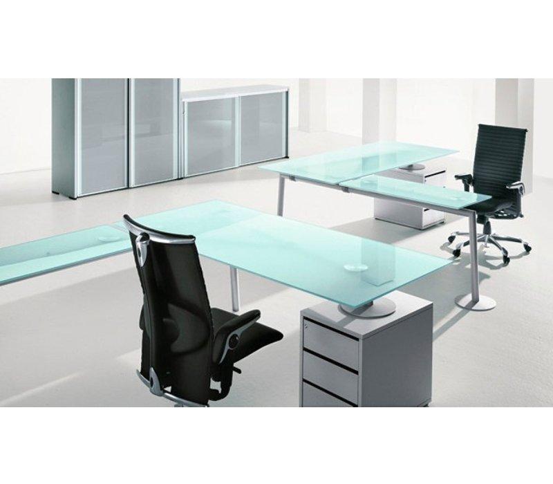 Ultom isotta bureau en angle brand new office for Bureau en angle