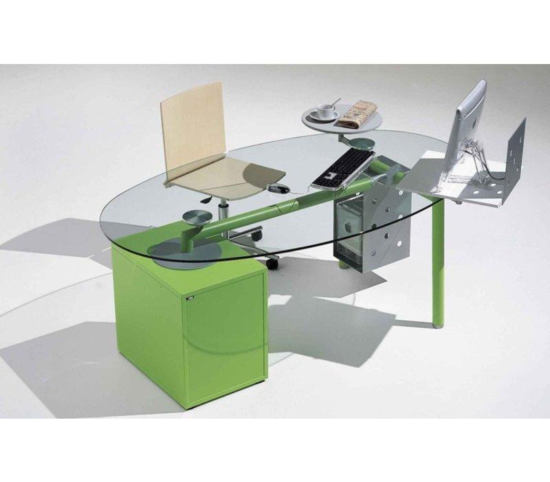 Ultom isotta bureau ovale brand new office for Bureau ovale