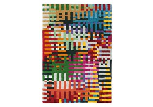Brink & Campman KODARI Vibes tapijt - Rood