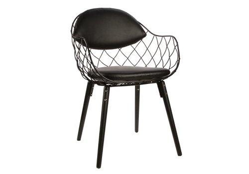 Magis PIÑA chaise noir ou blanc