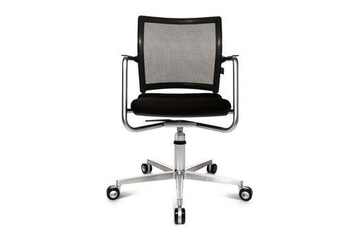 Wagner Titan 3D chaise visiteur avec roulettes
