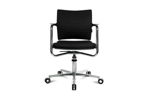 Wagner Titan 20 chaise visiteur avec roulettes