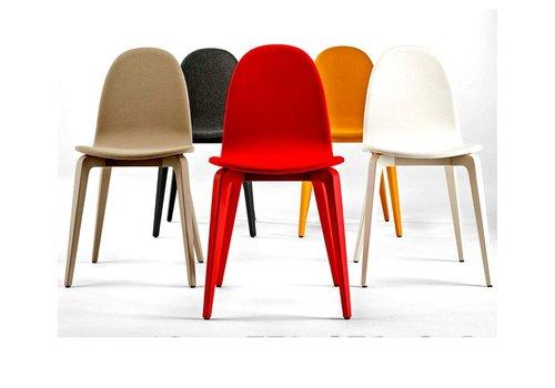 Ondarreta BOB chaises en simili-cuir