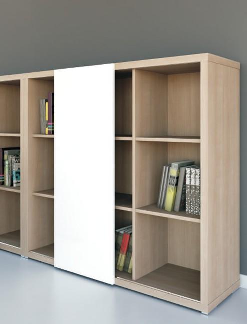 Mito meuble de rangement design brand new office for Meuble rangement porte